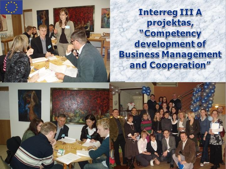 Interreg III A projektas