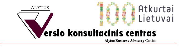 Alytaus verslo konsultacinis centras